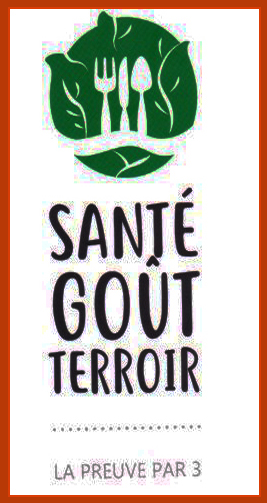 Sante gout terroir